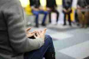 Los beneficios de la terapia grupal